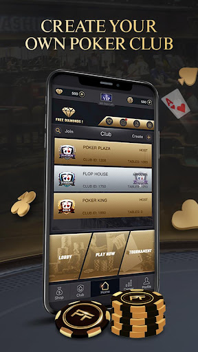 Pokerfishes - Host online games 1.0.46 screenshots 1