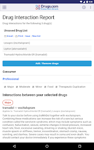 Drugs.com Medication Guide 2.12.1 Screenshots 10