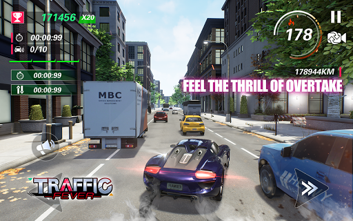 Traffic Fever-Racing game 1.35.5010 Screenshots 10