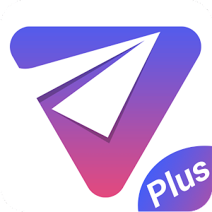 Flight Browser Plus Fast Secure Browser 1.1.7 by Vivid App Lab logo