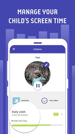 Parental Control - Screen Time & Location Tracker 3.11.43 Screenshots 1