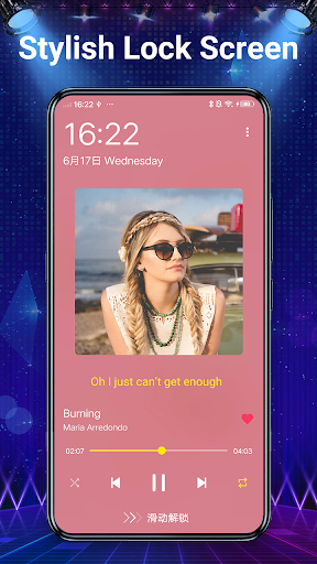 Music Player - 10 Bands Equalizer MP3 Player apktram screenshots 8