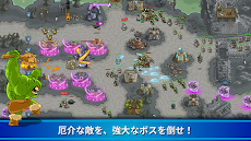 Kingdom Rush - タワーディフェンス戦争: サバイバル戦略アクションのおすすめ画像4