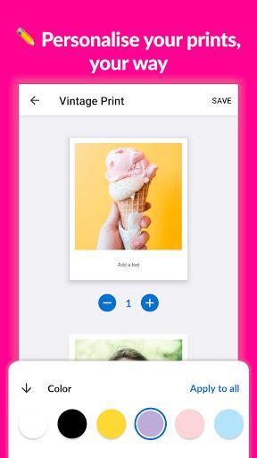 LALALAB. - Photo printing | Memories, Gifts, Decor android2mod screenshots 4
