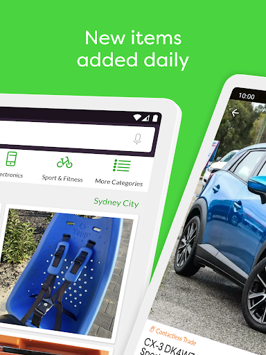 Gumtree: Classifieds marketplace. Shop, buy & sell android2mod screenshots 8