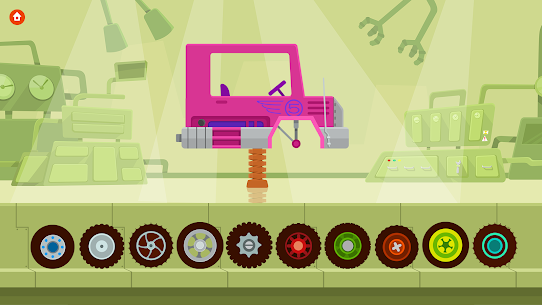 Dinosaur Truck  Car For Pc | How To Use – Download Desktop And Web Version 2