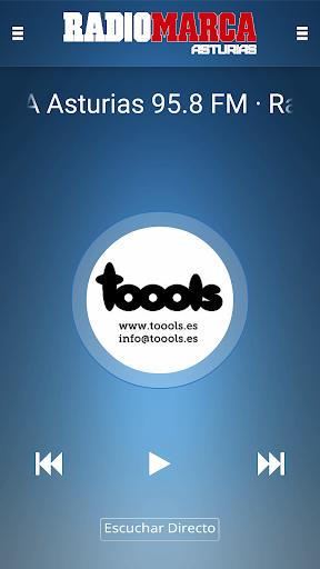 radio marca asturias screenshot 1