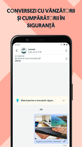 OLX - Cumpara si vinde lucruri noi sau second hand android2mod screenshots 5