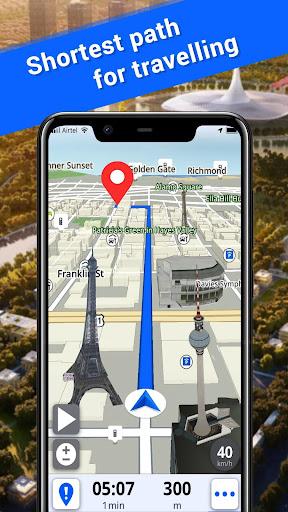 Offline Maps, GPS Navigation & Driving Directions 3.5 Screenshots 1