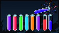 Color Water Sort Puzzle: Liquid Sort It 3Dのおすすめ画像5