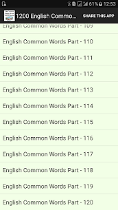 5000 Common English Words For Pc | How To Install  (Free Download Windows & Mac) 1