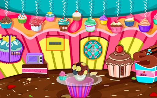 Escape Games-Cupcake Rooms  screenshots 17