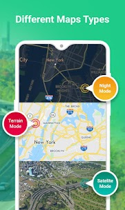 GPS Route Planner 4