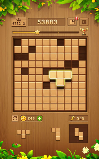 Wood Block Puzzle - Free Classic Block Puzzle Game 2.1.0 screenshots 14