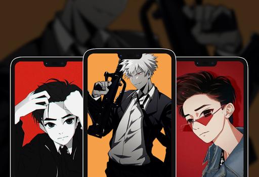 Anime Boy Wallpapers - Anime Wallpaper Anime Boys 1.0.3 Screenshots 4