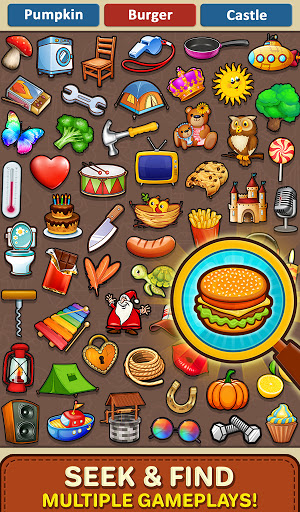 Find It - Find Out and Hidden Objects 1.2 screenshots 7