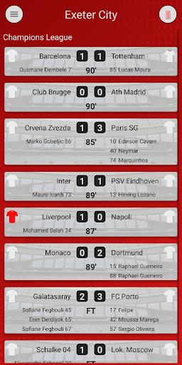 efn - unofficial exeter city football news screenshot 3