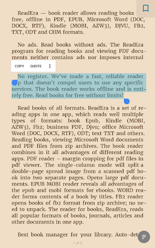 ReadEra - book reader pdf, epub, word 20.12.17+1320 Screenshots 20