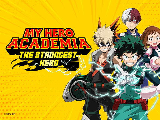 My Hero Academia: The Strongest Hero Anime RPG  screenshots 7