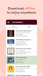 Storytel: Audiobooks and Ebooks APK 5