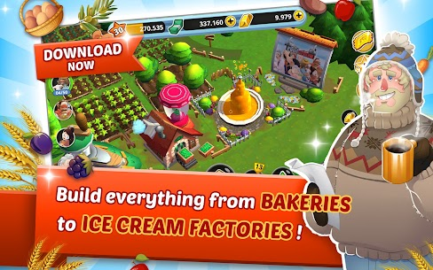 Food World Tycoon MOD Apk (Unlimited Money) Download 7