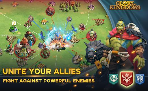 Glory of Kingdoms apkpoly screenshots 4