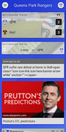efn - unofficial qpr football news screenshot 2
