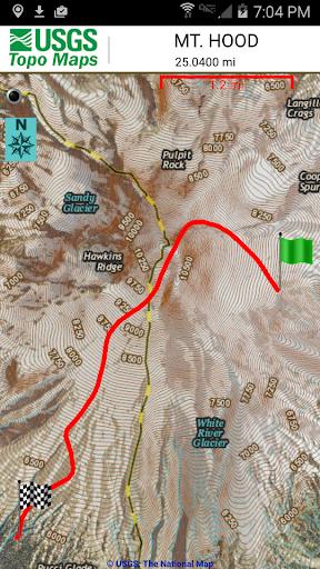 Polaris GPS Navigation: Hiking, Marine, Offroad 9.16 Screenshots 9