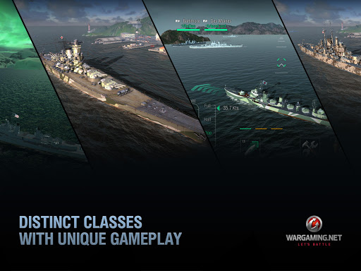 World of Warships Blitz: Gunship Action War Game 3.5.0 screenshots 9