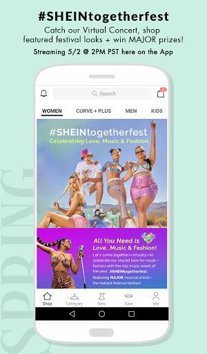 Download SHEIN-Fashion Shopping Online mod apk 1