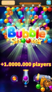 Bubble Shooter Mod Apk (Unlimited Golds) 1