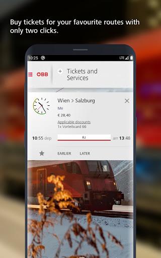 u00d6BB u2013 Train Tickets & More apktram screenshots 3