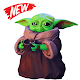 Stickers Baby Yooda for Whats- WAStickerApps para PC Windows
