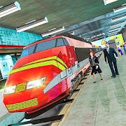 Euro Train Passenger Driving Simulator