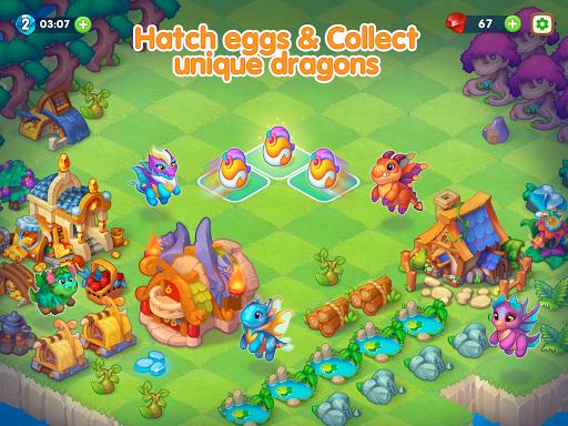 Dragon Magic - Merge Everything in Magical Games screenshots 10
