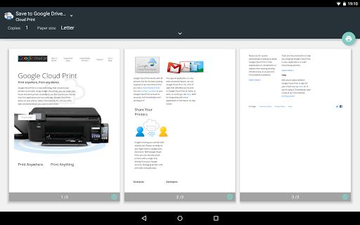 Cloud Print 1.43 Screenshots 7