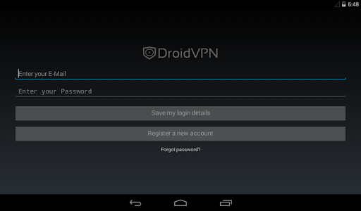 DroidVPN - Easy Android VPN 3.0.4.5 Screenshots 5