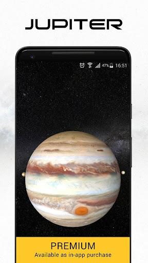 Space 3D Live Wallpaper apktram screenshots 5
