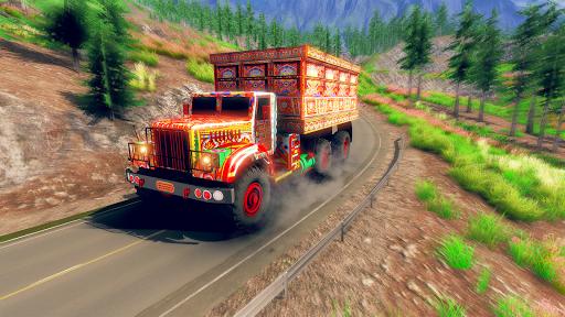 Asian Truck Simulator 2019: Truck Driving Games screenshots 9