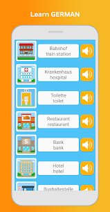 Learn German – Language Learning Pro v3.2.0 [Paid] 2