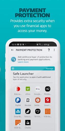 ESET Mobile Security & Antivirus 6.2.21.0 screenshots 8
