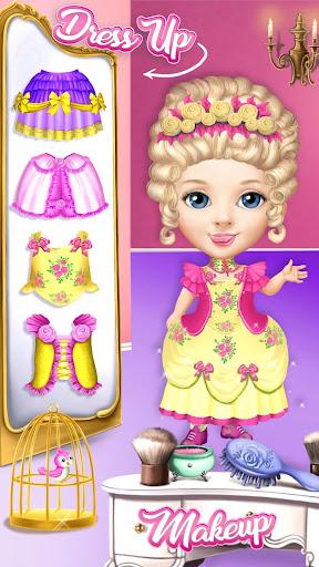 Pretty Little Princess - Dress Up, Hair & Makeup  screenshots 6