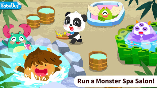 Baby Panda's Monster Spa  Salon 8.48.00.01 screenshots 1