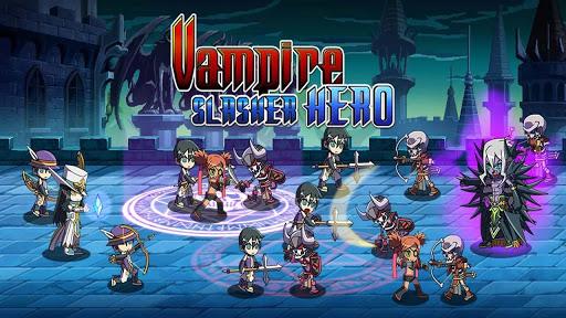 Vampire Slasher Hero 1.0.2 screenshots 21