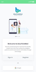 blueTeleMed 1.11 Mod + Data for Android 2