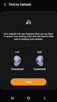 screenshot of Galaxy Buds Pro Plugin