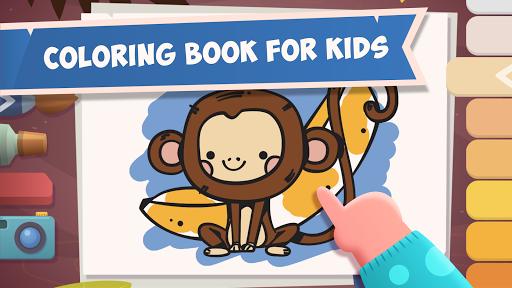 u0421oloring Book for Kids with Koala 3.3 screenshots 4