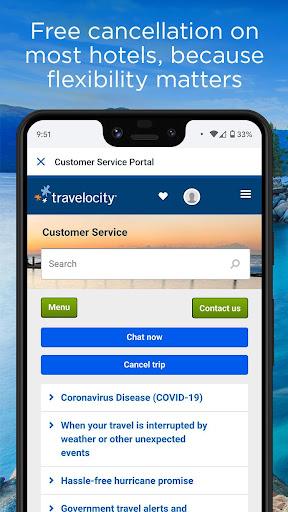 Travelocity - Deals on Flights, Hotels & Travel  screenshots 2