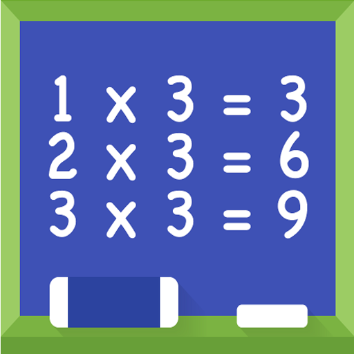 Multiplication Tables For PC Windows (7, 8, 10 and 10x) & Mac Computer