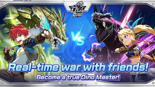 Legendino: Dinosaur Battle 1.0.3 screenshots 2